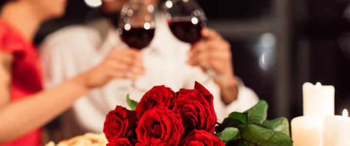 Support Local Businesses in Flower Mound for Valentine's Day 2021 at Timber Prairie Plaza