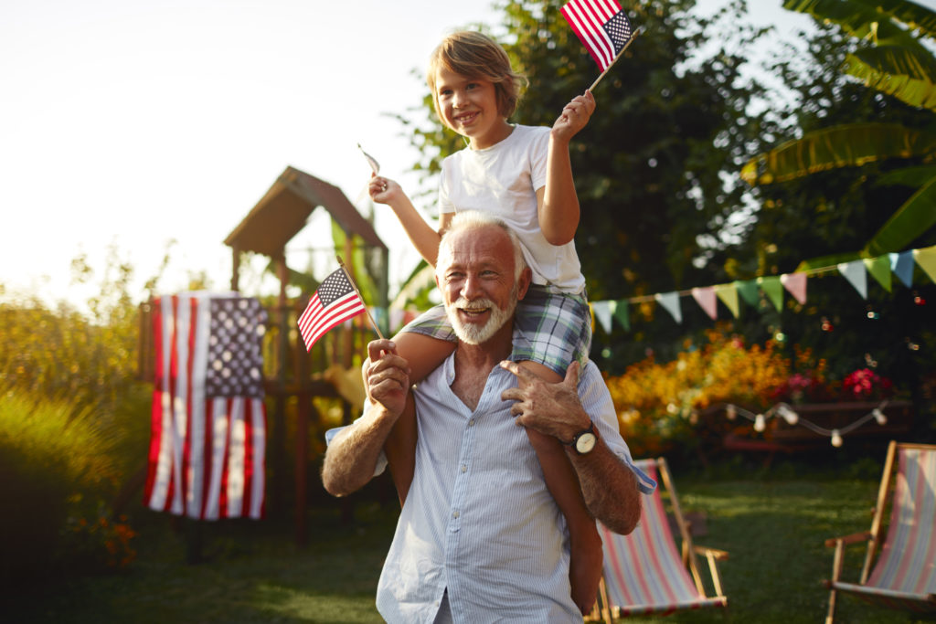 Prepare for Fourth of July 2021 in Flower Mound by Shopping All Things Summer at Timber Prairie Plaza